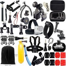 2016 Top selling camera gopro hero 4 gopro accessories set