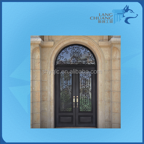Modern Design Exterior Decoration GFRC Victoria Style No Radiation Arch