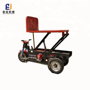 Electric Hydraulic Lifting Pallet Scissor Lift Platform Table