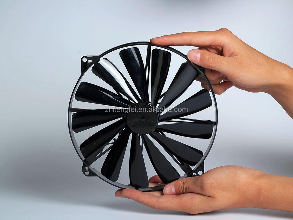 Dc 200mm Computer Fan 12v 24v 48v Cooling Fan