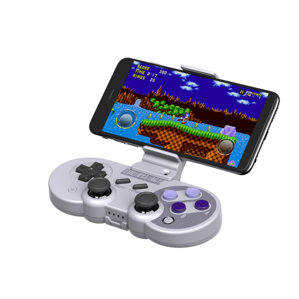 8Bitdo Smartphone Clip for SN30 Pro SF30 Pro Gamepad 19