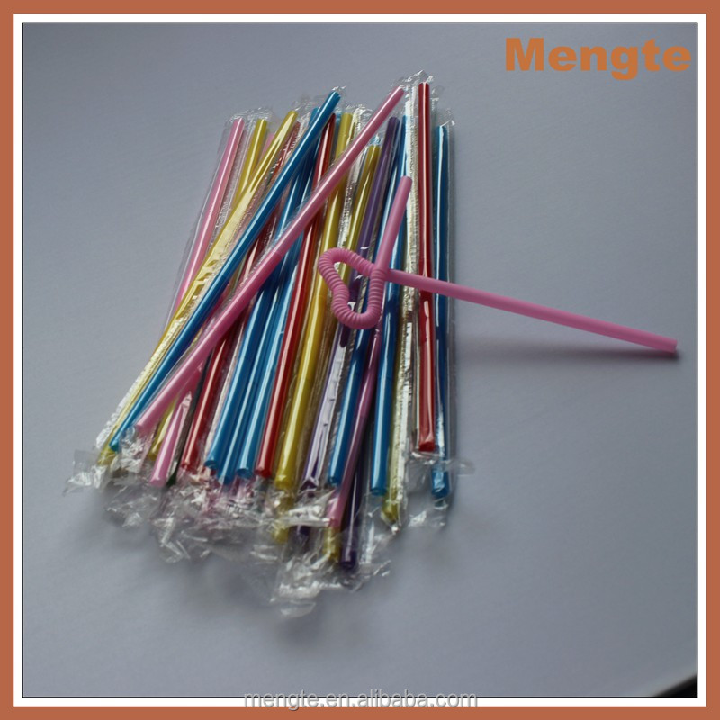 promotional health cute bendy drinking straw for kids on stock