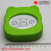 The lovely baby animal photo frame,mini frames photo with Plastic ABS material case,Different size available photo frames