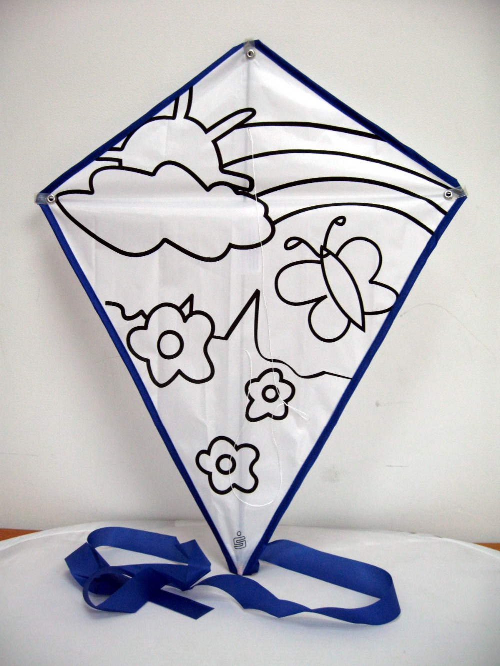 New Type Kids Painting Kite Diamond Diy Kite Buy Diy Kite Product On Alibaba Com
