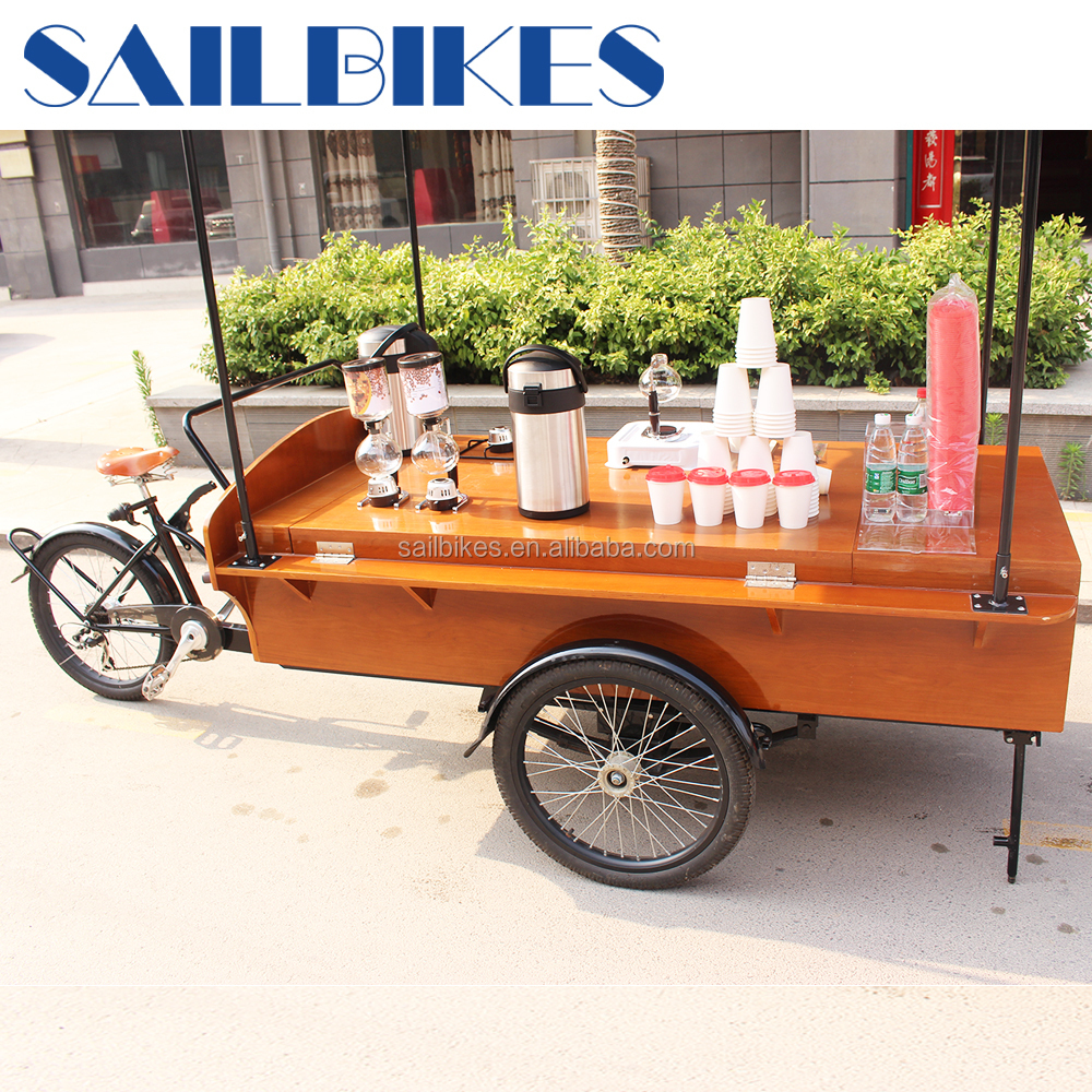 fast food truck for sale, hot coffee bike snack mobile shop