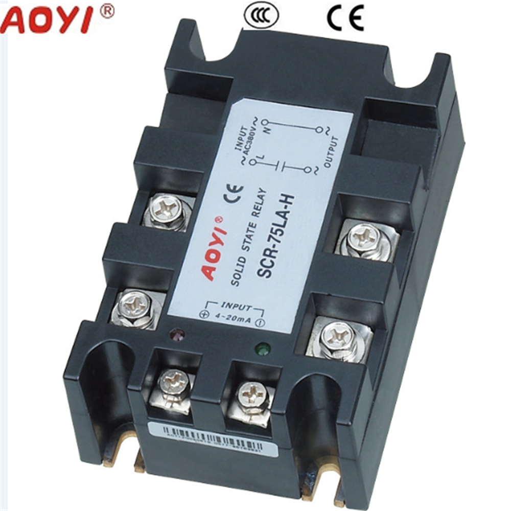 High Voltage 380vac 4 20ma Ac Solid State Relay Regulating Schematic Module Buy 24v Modulesolid Product On