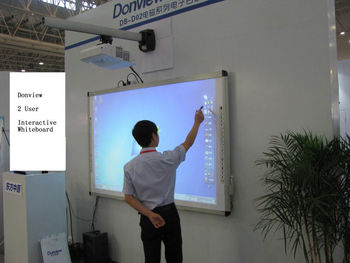 World Class Multi User Interactive Smart Board With Mobile