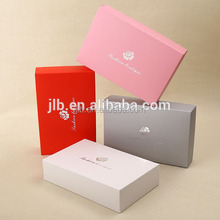 Paper clothes packaging gift box