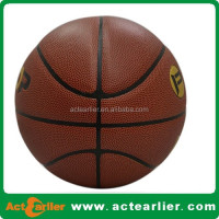 pu leather size 5 basketball