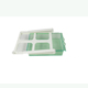 Wishome transparent plastic storage fridge drawer refrigerator box