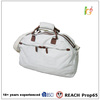 extra large traveling bag and pvc whitet rolley bag accessories