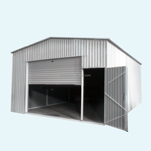 6m *4m cheap prefabricated garage /used for storage prefabricated garage