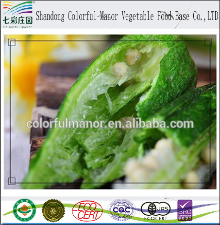 Low Temperature Vacuum Fried Okra/VF okra