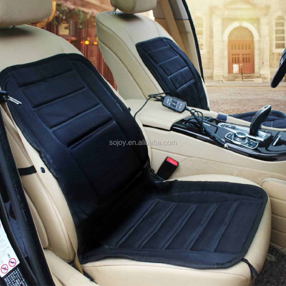 12v Dc Auto Heating Seat Cover Buy Heated Seat Cover