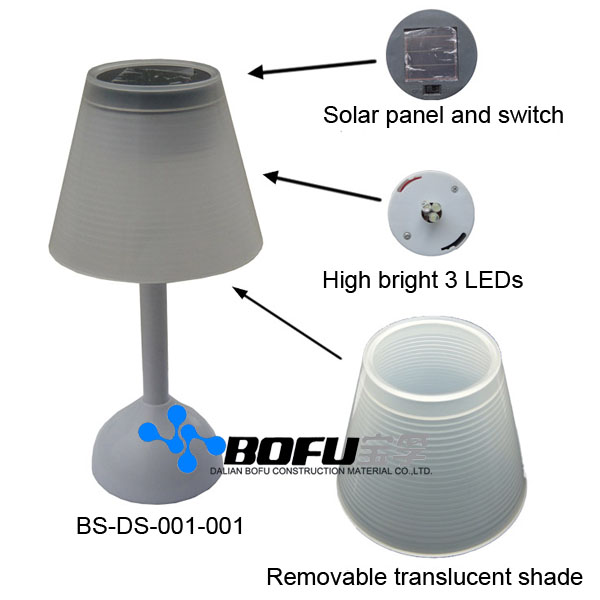 Perfect Solar Table Lamp, Solar Table Lamp Suppliers And Manufacturers At  Alibaba.com