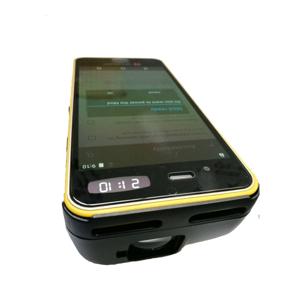 Cheap Price of Android Smartphone PDA Hand held Measuring Laser Distance Reader