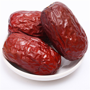 High quality sliced red dates supply to Metro