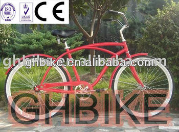 bike men bike beach cruiser