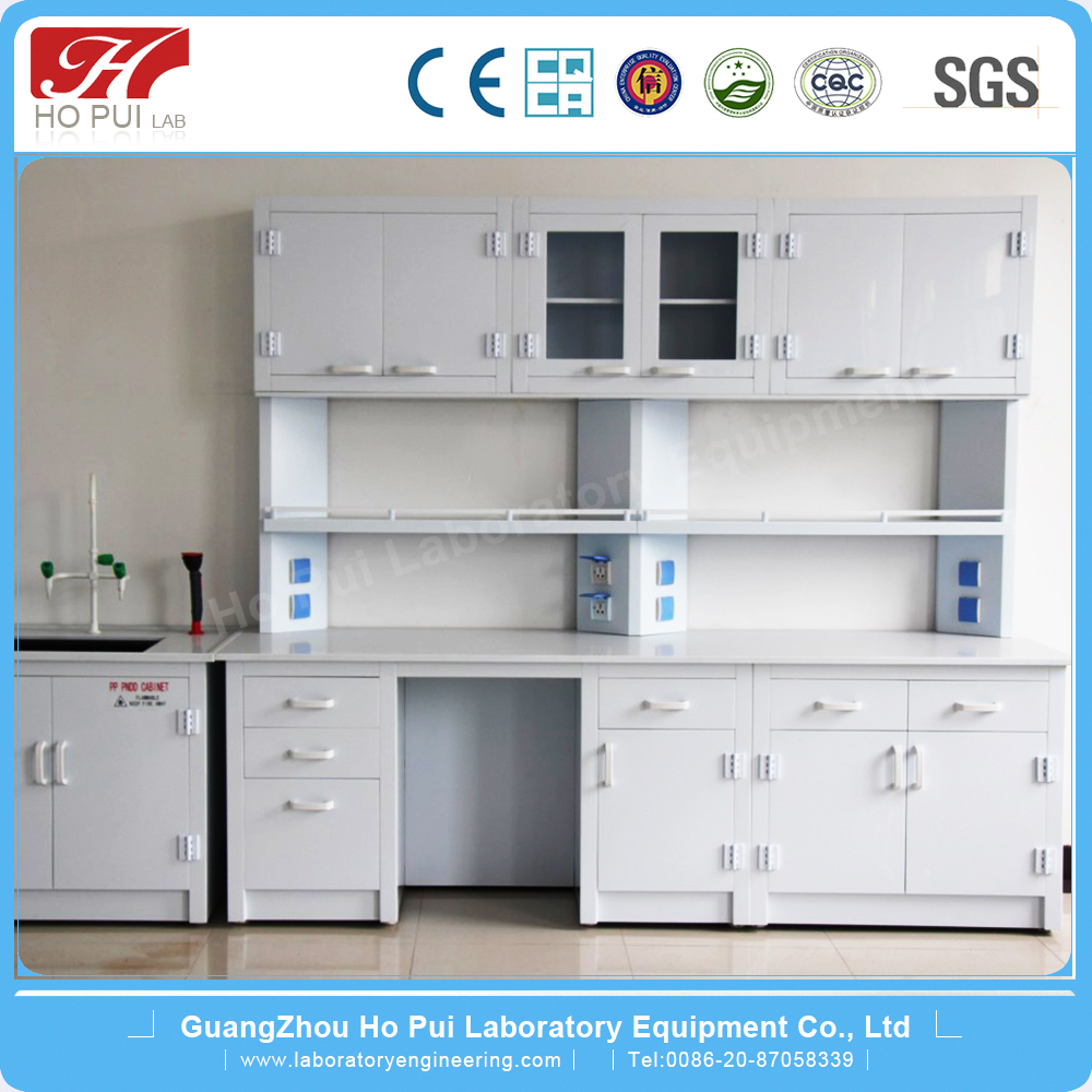 Aluminum And Wood Lab Glassware Storage Cabinet And Utensil Drawer Cupboard  Vessel Storage Cabinet