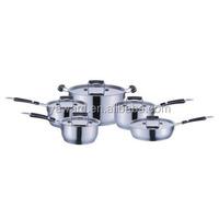 High Quality 201Stainless Steel Restaurant Equipment Kitchen Cookware