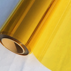 UV PROTECTION colored window decoration film