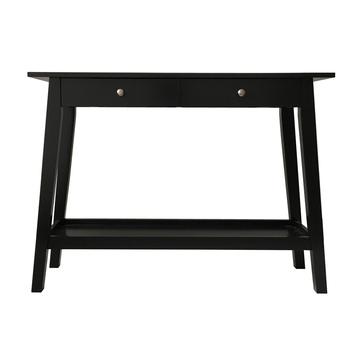 Meja Set Sederhana Panjang Elegan Ramping Sempit Sudut Sisi Tinggi Ruang Lorong Pintu Masuk Pintu Masuk Kayu Meja Konsol Dengan Rak Buy Meja