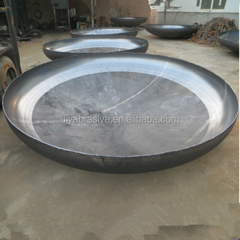 Stainless Steel Elliptical Head Dished Heads End Cpas Tank