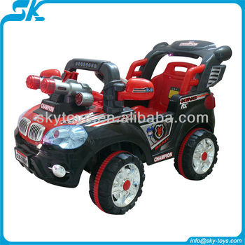 rc ride on car kids gas powered ride on car