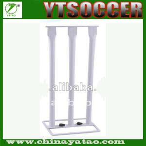 Sports training accessory Steel Cricket Stumps