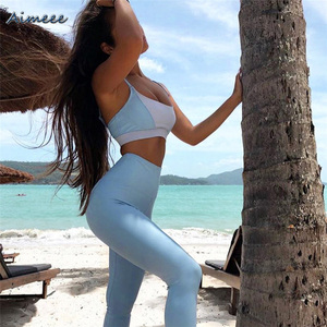 Sexy Women Sports Bra And Leggings Sets Fitness Yoga Clothing