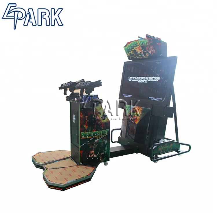 Cool Kids Games Crazy Shooting Arcade Games Machine