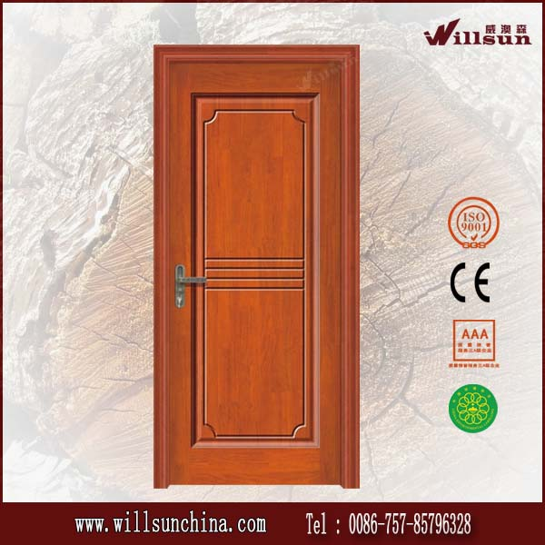 Precio de venta dise o sencillo tallado puerta de madera for Precio puerta madera maciza