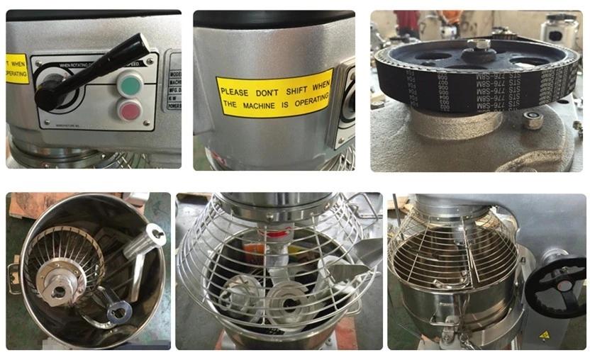 स्वचालित बेकरी मशीनों के लिए रोटी बेकरी मशीनों ग्रहों मिक्सर भोजन मिक्सर बेकरी केक घोला जा सकता है इस्तेमाल किया