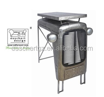 metal industrial furniture. Bar Furniture Tractor Table Metal Industrial Vintage Best Selling