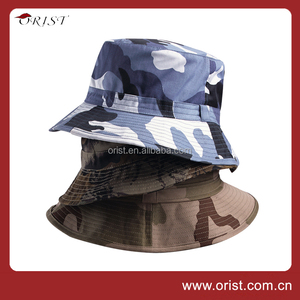 Outdoor Sports Hot sales Camouflage Sun visor Floppy Fisherman Hat