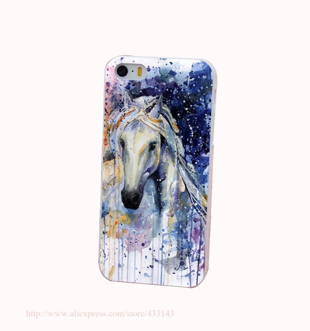 telefoon hoesje aquarel iphone 6