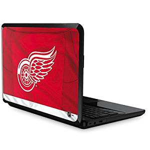 NHL Detroit Red Wings Pavilion G7 Skin - Detroit Red Wings Home Jersey Vinyl Decal Skin For Your Pavilion G7