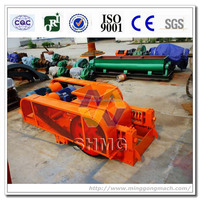 High efficiency and capacity roll crusher equipment
