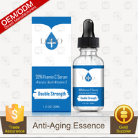 Factory Directly Supply 20% Vitamin C +Vitamin E Serum 30ml Anti Aging Anti Wrinkle OEM/ODM Professional Supplier