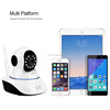 Low Cost Home Security wireless wifi 3g p2p ptz 1080p cctv ip camera