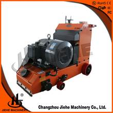 11kw electric walk scarifier for textured or rough finish on any type of concrete or asphalt surface