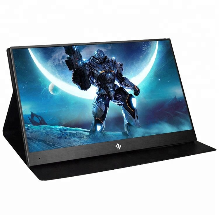 13.3 Inch Portable IPS PS4 <strong>Monitor</strong> 16:9 Two HD MI Interfaces 1920X1080 PS3 PS4 xbox360 1080P Game <strong>Monitor</strong>