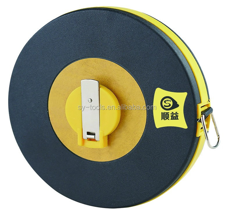 New colored waterproof round measuring tape belt clip rolling sport commercial giant mechanical measuring tools