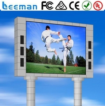 full color vms for advertising 2015 LEEMAN LED 3g control system taxi top led display