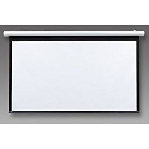 "Salara/Series M Contrast Radiant Electric Projection Screen Size: 96"" x 96"""
