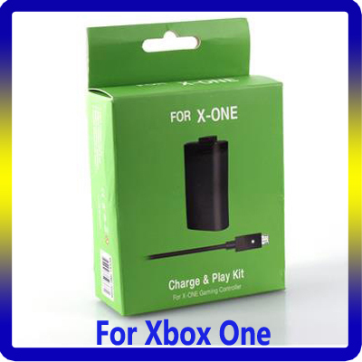 New model for xbox one controller battery with Micro USB cable 1200mah