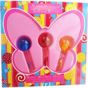 Mariah Carey Lollipop Bling Fragrance Variety Set *** Product Description: Launched By The Design House Of Mariah Carey In 2010. Mariah Carey Lollipop Bling Variety Set Contains: 3 Piece Mini Variety Set With Lollipop Bling Honey & Lollipop Bling ***