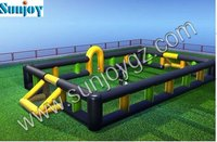 hot sale inflatable arena high quality inflatable laser tag arena