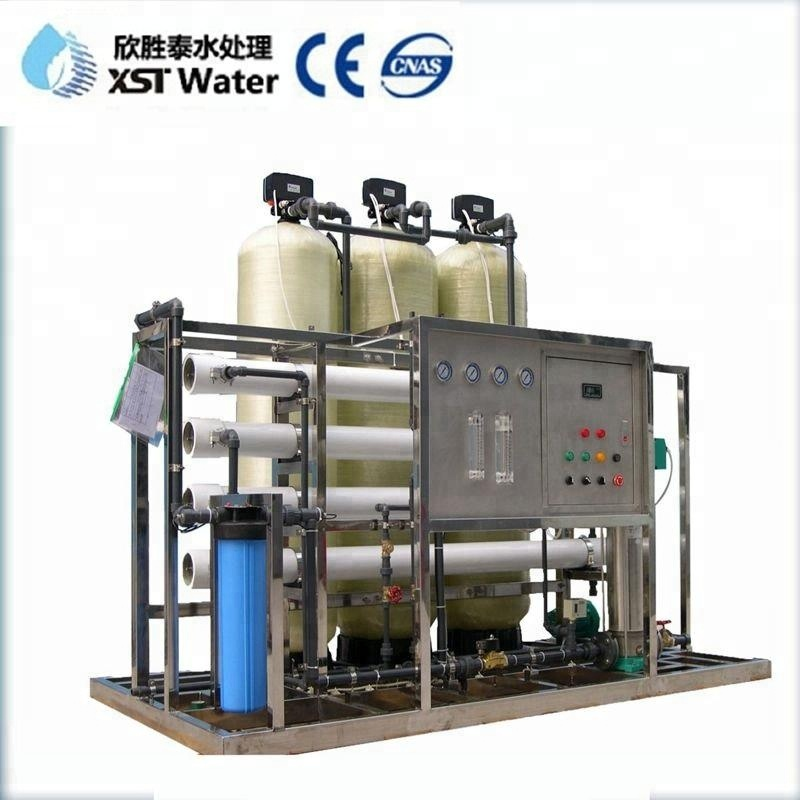High quality per-treatment water filter