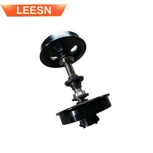 China Manufacture Locomotive Spare Parts Wheel Pair for Mining Locomotive